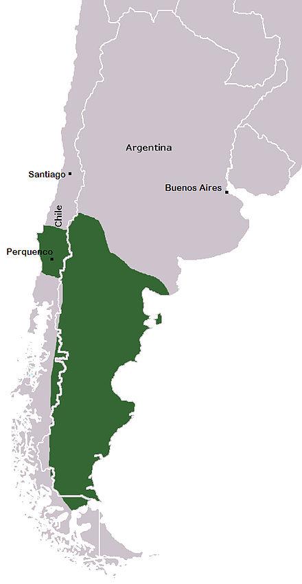 Reino de la Araucanía y la Patagonia - Wikiwand