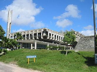 Federal University of Rio Grande do Norte - Main Building