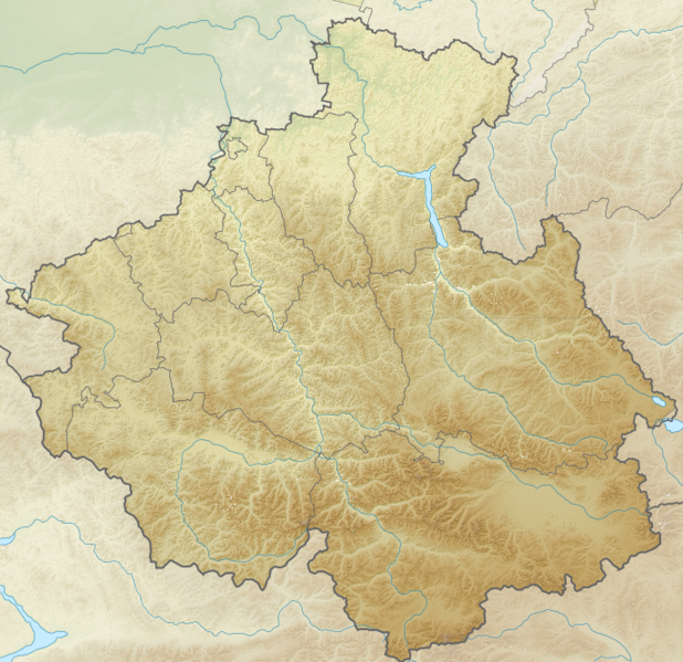 Файл:Relief Map of Altai Republic.png
