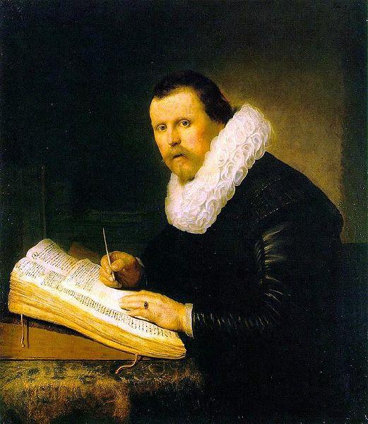 File:Rembrandt Harmenszoon van Rijn - A Scholar.JPG