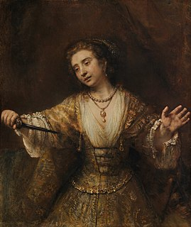 painting by Rembrandt, 1664