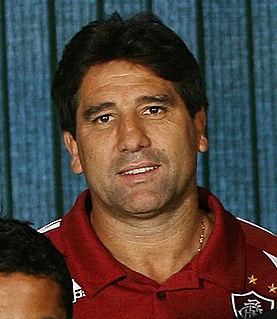 Renato Gaúcho Brazilian football coach and former player