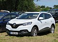 Renault Kadjar diesel 1461cc registered March 2016.jpg