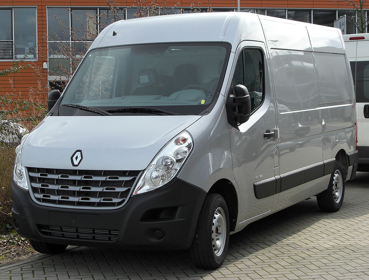 Renault Master Manual Auto Electrical Wiring Diagram Van