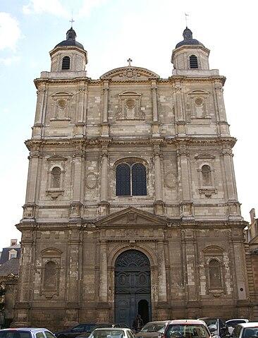 Eglise Toussaints - Rennes (Wikimedia)