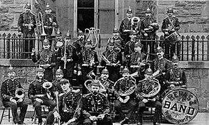 Repasz Band - Repasz Band in 1886