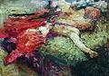 Repin-Sleeping Cossack (1914).jpg