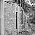Restauratie Engelse kerk aan Begijnhof. Opdracht Trouw. Restauratie buitenkant, Bestanddeelnr 913-1039.jpg