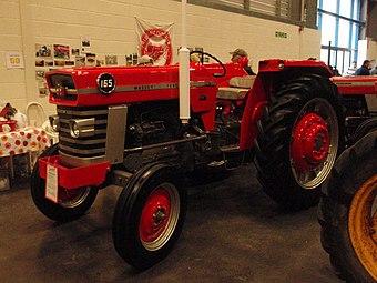 Traktorenlexikon: Massey Ferguson MF 165 – Wikibooks, Sammlung ...