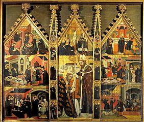 Retaule de Sant Marc (Bassa)