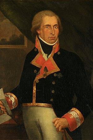Dionisio Alcalá Galiano - Image: Retrato del brigadier de la Real Arada Dionisio Alcalá Galiano (ca. 1843) Anónimo