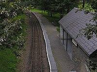 Rhydyronen station, Talyllyn Railway - geograph.org.uk - 1499709.jpg