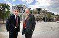 Richard Lochhead and Michael Russell.jpg