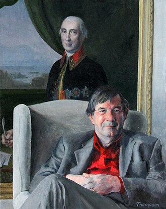 Richard Lyon-Dalberg-Acton, 4th Baron Acton - Image: Richardactonportrait