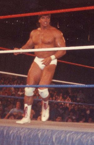Rick Martel - Martel in the late-1980s.