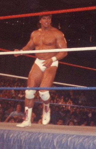 Rick Martel - Martel in the late-1980s