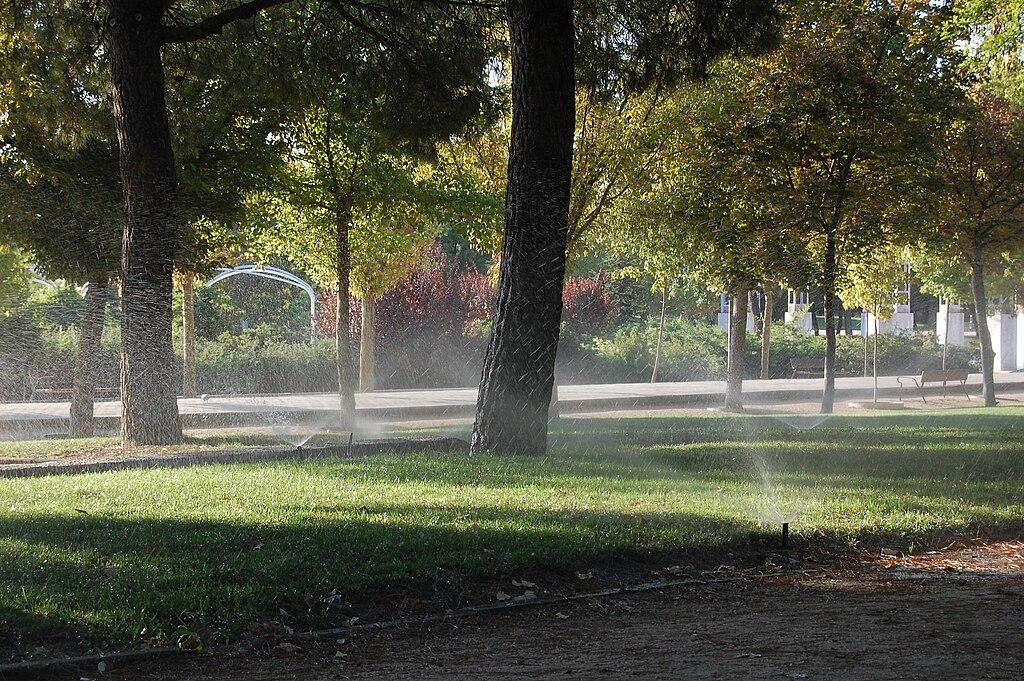 El Parque De Pradolongo El Parque Mas Peligroso De Madrid