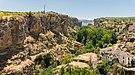 Rio Alhama canyon, Alhama de Granada, Andalusia, Spain.jpg