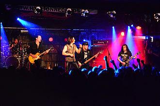 Riot V - Riot V at the Headbangers Open Air 2014