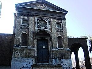 Sant'Omobono - Sant'Omobono facade.