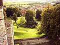 River Arun from the Castle 28 Aug 04 - geograph.org.uk - 1712150.jpg