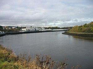 International Paint -  International Paint production site at Felling, Gateshead