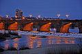 Rivière Allier Moulins Pont Régemortes..jpg