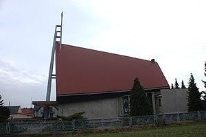 Rożniątów - Image: Rożniątów, kostel III