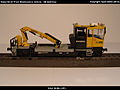 Robel Bullok BAMOWAG 54.22 Track Maintenance Vehicle - DB Bahnbau Kibri 16100 Modelismo Ferroviario Model Trains Modelleisenbahn modelisme ferroviaire ferromodelismo (11696361174).jpg