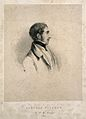 Robert Fitzroy. Lithograph, 1835. Wellcome V0001930.jpg