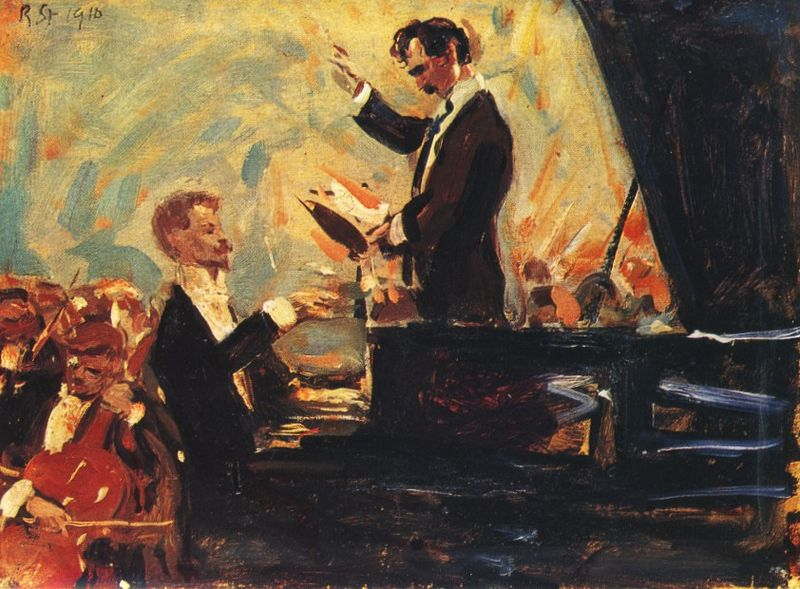 File:Robert Sterl - Klavierkonzert (Kussewizki und Skrjabin) 1910.jpg