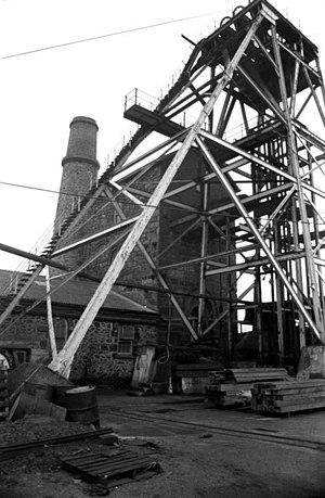 South Crofty - Robinson's Shaft, South Crofty