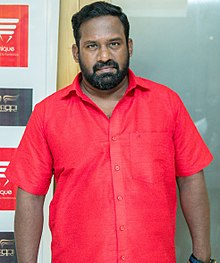 Robo Shankar At The Humanitarian Awards Ceremony.jpg