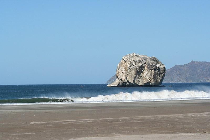 File:Roca Bruja - Guanacaste - Costa Rica.jpg