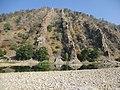 Rock formation on Wakal River 1.jpg