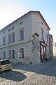 Rodinný dům se sochou světce (Kutná Hora), Jakubská 562.JPG