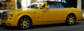 Rolls-Royce Phantom Drophead Coupé - Drophead Coupé Bijan