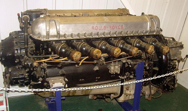 File:Rolls Royce Griffon Aero-engine, The Shuttleworth