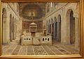 Roma. Basílica de Sant Climent, (c. 1894), Gabriel Puig Roda, Museu de Belles Arts de Castelló.JPG