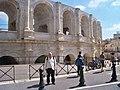 Roman Arena at Arles, France (7179296500).jpg