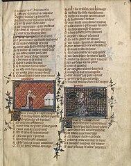 Roman de la Rose folio 5