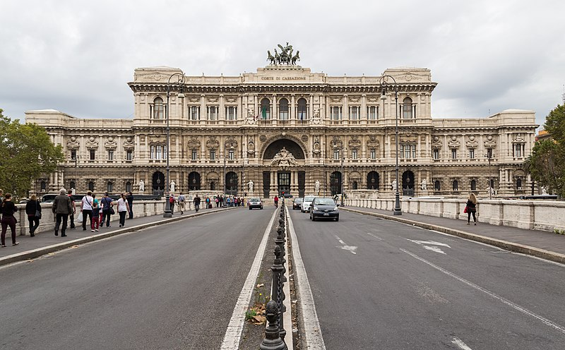 Rome (IT), Corte Suprema di Cassazione -- 2013 -- 3787.jpg