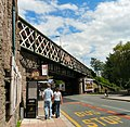 Romiley Railway Bridge - geograph.org.uk - 1413411.jpg