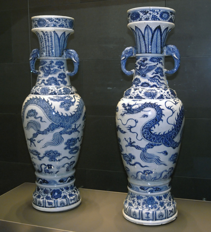 Percival david foundation of chinese art wikipedia for Vasi giapponesi