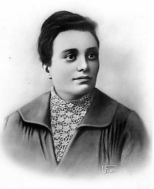 Benito Mussolini - Mussolini's mother, Rosa