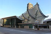 Rosa Parks Transit Center, Detroit