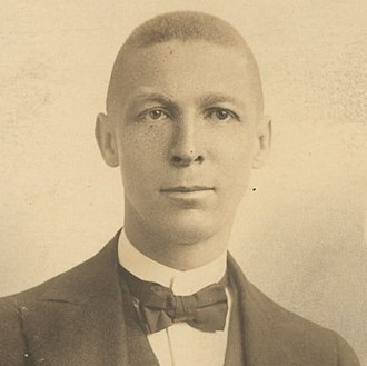 Roscoe Simmons - Simmons pictured in 1910