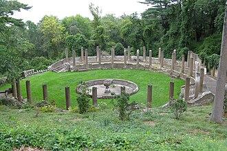 Castle Hill (Ipswich, Massachusetts) - The Rose Garden