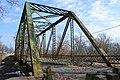 Rosedale-Plain City Road bridge over Little Darby Creek from northwest.jpg