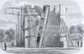 Rosse 72 inch telescope Birr Castle Ireland 1886.png